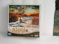 Wildlife 1000Piece Puzzle。秋Sunrise。2010