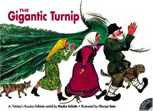 The Gigantic Turnip: A. Tolstoy's Russian Folktale (R.I.C. Story Chest Books)の詳細を見る