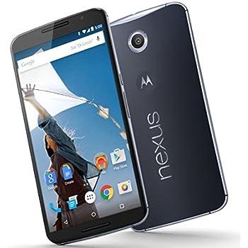Google Nexus 6  XT1100  (32GB, ダークブルー)