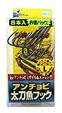 JACKALL(ジャッカル) 太刀魚フック アンチョビ太刀魚フック L 8本