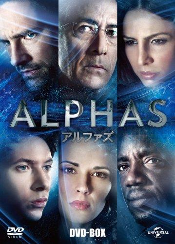 ALPHAS/アルファズ DVD-BOXの詳細を見る
