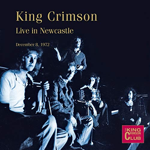 Live in Newcastle.. - King Crimson