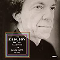 The Debussy Edition Vols.1-5 by Pascal Roge (2012-05-04)