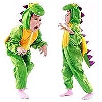 MoonFlower (ムーンフラワー) 子供用 恐竜コスチューム ハロウィン着ぐるみ コスプレ なりきり 男の子 (L(105-120))