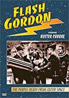 Flash Gordon: Purple Death From Outer [DVD] [Import]