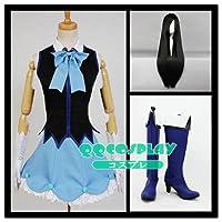 コスプレ衣装+ウイッグ+靴 名瀬 美月 挿入歌「約束の絆」(第6話) cosplay