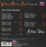 Mozart: The Piano Sonatas 画像