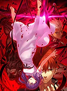 【Amazon.co.jp限定】劇場版「Fate/stay night [Heaven's Feel] II.lost butterfly」(メーカー特典:「ジャケットイラスト使用A3クリアポスター」付)(オリジナル特典:「アニメ描き下ろしB2布ポスター」&「A4クリアファイル」付)(完全生産限定版) [Blu-ray]