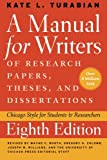 A Manual for Writers of Research Papers, Theses, and Dissert…