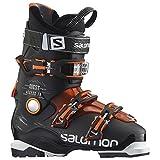 SALOMON(サロモン) アルペン スキー ブーツ クエストアクセス (QUEST ACCESS) 70 L37814300 ブラック/オレンジ トランスル/蛍光 オレンジ 26.5