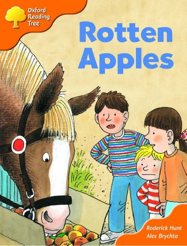 Oxford Reading Tree: Stage 6: More Storybooks: Rotten Apples: Pack Aの詳細を見る