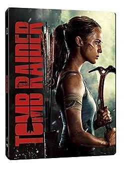 【ゲオ限定】スチールブック(R) 仕様『トゥームレイダー ファースト・ミッション』ブルーレイ【2000セット限定】 [Blu-ray]