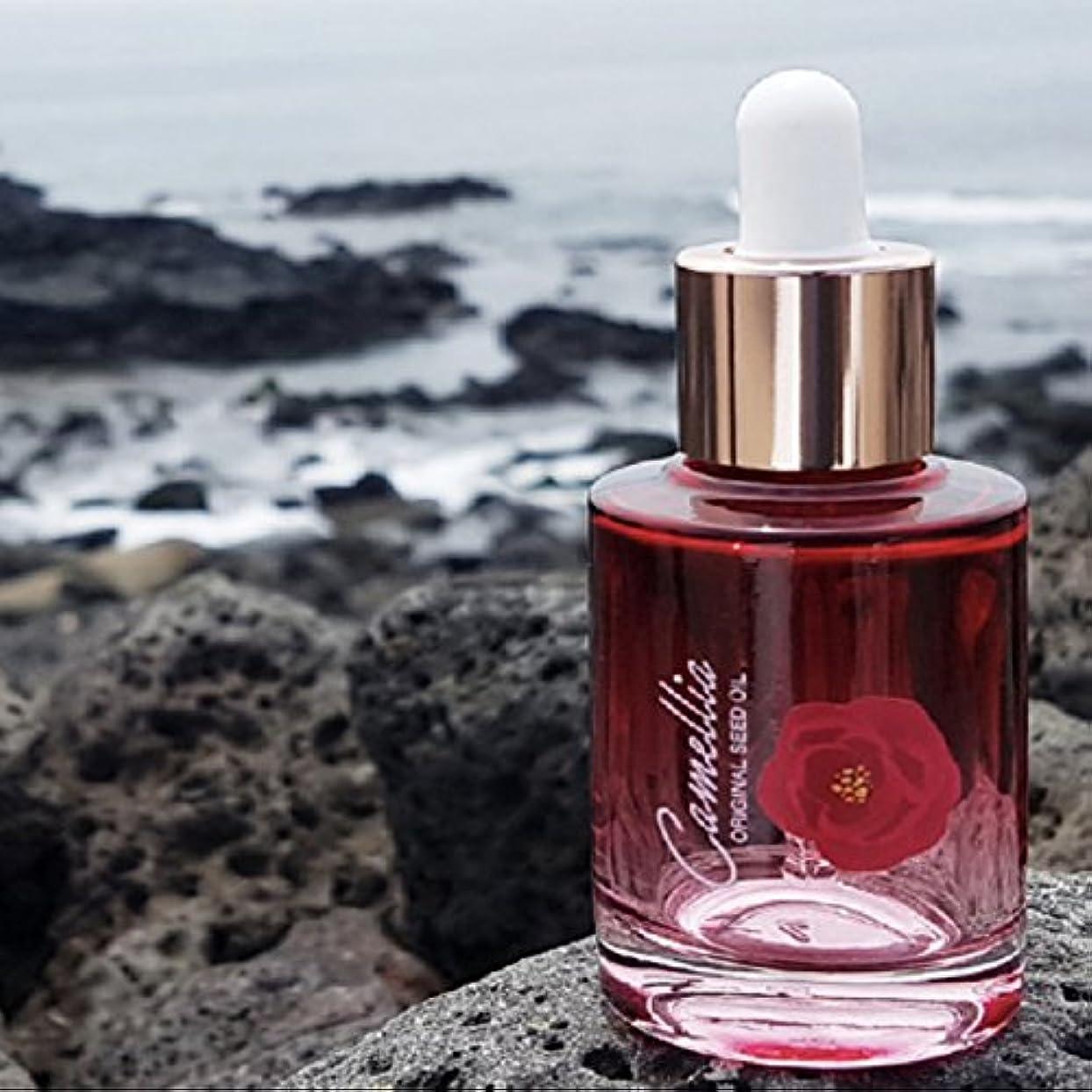 トランスミッションアソシエイト陸軍Jeju Indi Camellia Original Seed Oil 30ml/Eco-Friendly Cosmetic/Jeju Korea Island