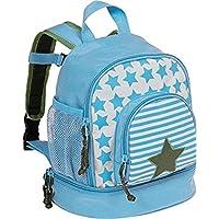 Lassig Kids Kidnergarten Backpack Starlight Olive