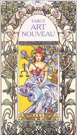 Tarot Art Nouveauの詳細を見る