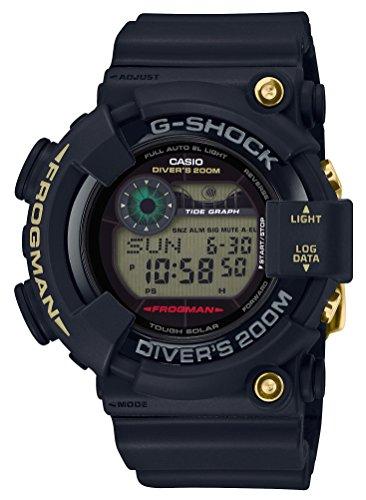 [カシオ] 腕時計 ジーショック 35th Anniversary GF-8235D-1BJR メンズ ブラック