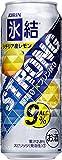 キリン 氷結ストロング シチリア産レモン 缶 500ml×24本