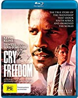 Cry Freedom [Blu-ray]