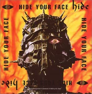「hide your face」の画像検索結果