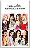 少女時代 (GIRLS GENERATION) 2018年 (平成30年) フォト 壁掛けカレンダー グッズ (2018 K-Star Photo Wall Calendar)