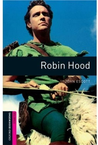 Robin Hood: Comic Strip (Oxford Bookworms Starters)の詳細を見る
