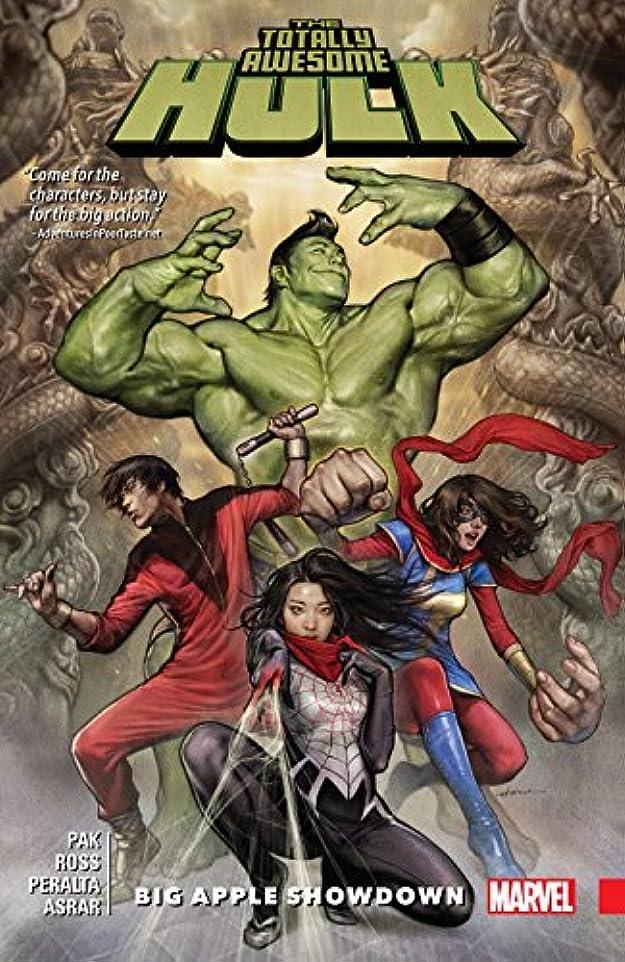 量濃度是正するThe Totally Awesome Hulk Vol. 3: Big Apple Showdown (The Totally Awesome Hulk (2015-2017)) (English Edition)