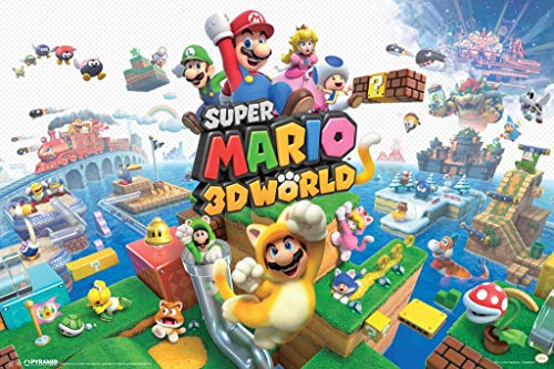 スーパーマリオ 3D ワールド 任天堂プラットフォームゲーム...