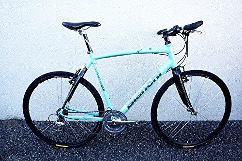 C)Bianchi(ビアンキ) CAMALEONTE4(カメレオン) クロスバイク 2009年 580サイズ