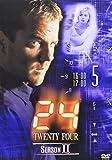 24-TWENTY FOUR- シーズンII vol.5 [DVD]