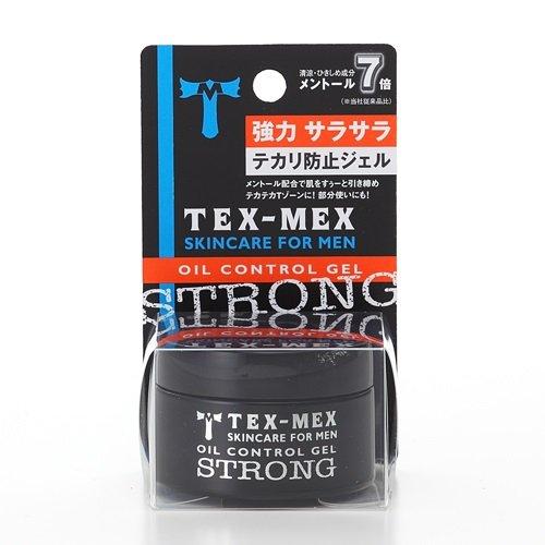 テックスメックス オイルコントロールジェル ストロング...