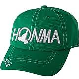 ゴルフ 男性用 キャップ 本間ゴルフ 591317621 330 グリーン チームホンマロゴモデル CAP263【TP】