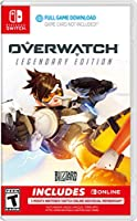 Overwatch Legendary Edition (輸入版:北米) – Switch