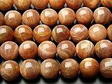 【 福縁閣 】【 サンストーン 】 10mm 1連(約38cm)_R1150/A7-2 天然石 パワーストーン ビーズ