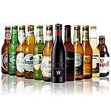 世界のビール12本飲み比べギフトセット スペイン産高級ビール入!スペイン・ドイツ…