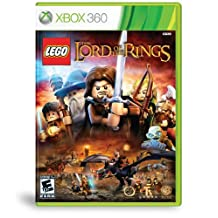LEGO Lord of the Rings - Xbox 360