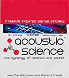 Acoustic Science エレキギター弦 Nickel ライト LACSEG1046