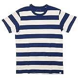 VISVIM ヴィズヴィム 17SS WIDE BORDER TEE S/S ボーダーTシャツ インディゴ 3