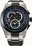 [オリエント]ORIENT 腕時計 SPEEDTECH スピードテック スバルBRZモチーフデザイン クオーツ WV0011KT メンズ