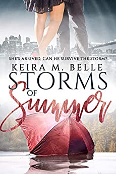Storms of Summer by [Belle, Keira M.]
