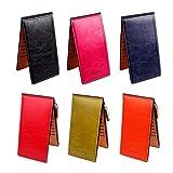 iimono117 薄型 カードケース 17枚収納 / カード入れ 財布 レディース メンズ (ピンク)