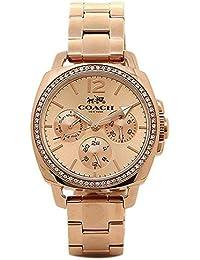 [コーチ] 腕時計 レディース COACH 14502128 ローズゴールド [並行輸入品]