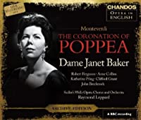 Monteverdi: The Coronation of Poppea by Tom McDonnell (2010-06-29)