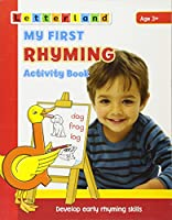My First Rhyming Activity Book: Develop Early Rhyming Skills (My First Activity)