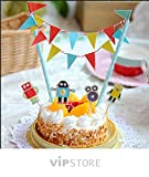 ケーキに かわいい 飾りつけ グッズ( 誕生日 お祝い ホワイトデー バレンタイン クリスマス) 子供から大人まで (ゆるキャラロボット編)