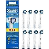 ブラウン オーラルB 電動歯ブラシ 替ブラシ プレシジョンクリーン Oral-B Precision Clean 8 [並行輸入品]