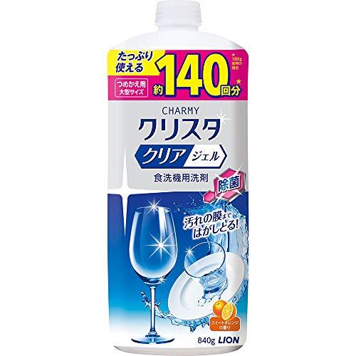 【大容量】チャーミークリスタ クリアジェル 食洗機用洗剤 詰...