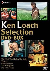 ケン・ローチ 傑作選 DVD‐BOX