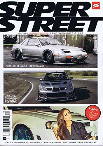 Super Street [US] February 2017 (単号)