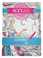 Coloring Books Kylie Drawing Book [並行輸入品]