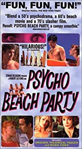 Psycho Beach Party [VHS]